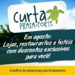 Curta Praia do Forte: Campanha de descontos especiais para agosto