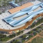 Projeto do novo Aeroclube e Parque Atlântico em Salvador