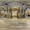 A Mesquita de Córdova, vista em panorâmica de 360º