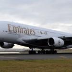 Avião gigante! Airbus A380-800 faz seu primeiro pouso em Guarulhos e surpreende