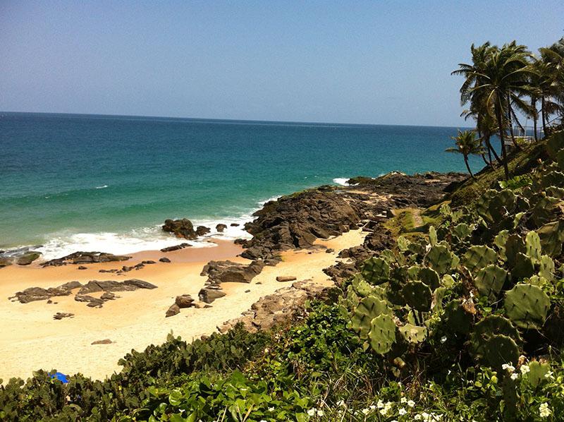 Salvador Fotos Praias Praia do Buracão Foto