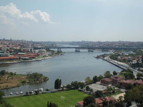 CORNO DE OURO istambul