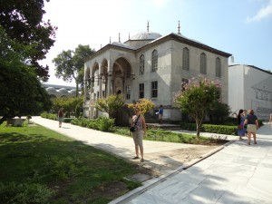 dica de viagem istambul Palacio Topkapi