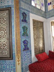 dica de viagem istambul Palacio Topkapi visita